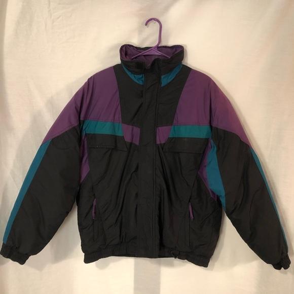 b8127be94d8d Steep Slopes Jackets & Coats   Vintage Medium Coat Waterproof Q ...